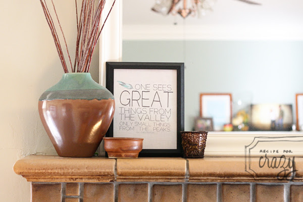 Great Things print by Katygirl designs