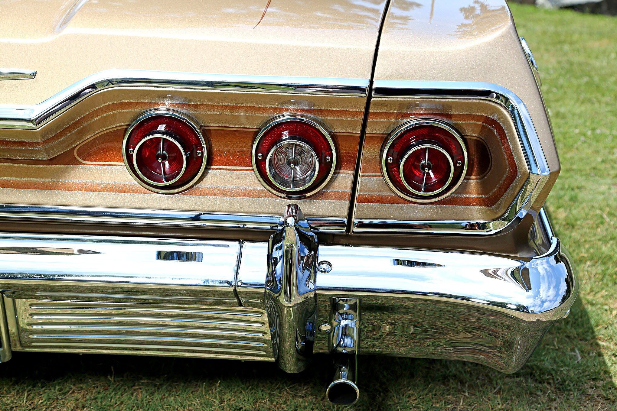 Working For It 1963 Chevy Impala