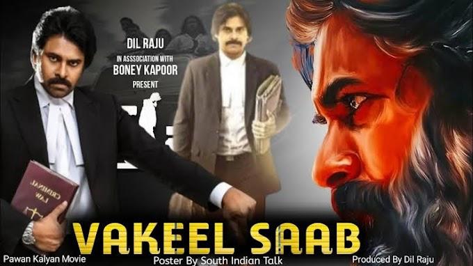 Vakeel Saab Full Movie in Hindi