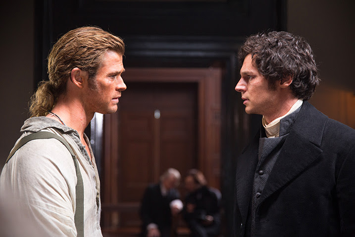 Image result for chris hemsworth in the heart of the sea