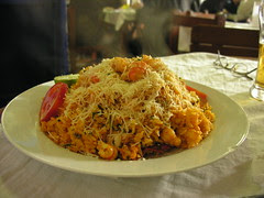 Arroz con Camarones - Rice with Shrimp at Cant...