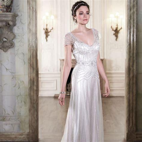 1920s Wedding Dresses   hitched.co.uk