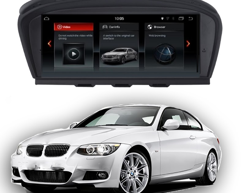 Wonderfull Car Multimedia For BMW 3 Series E90 E91 E92 E93 ...