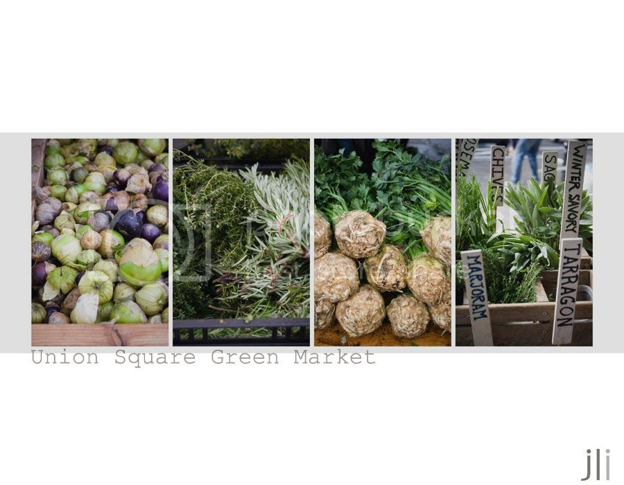 Union Square Green Market