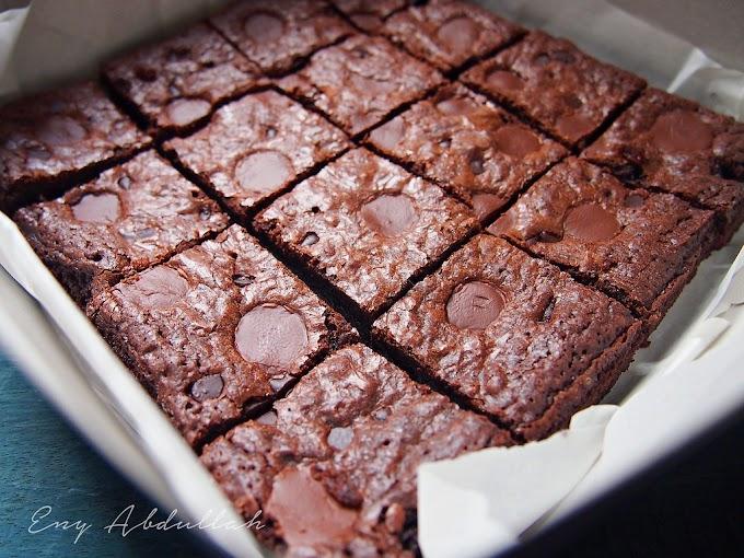 Review | Premium Homemade Brownies Dan Blondies