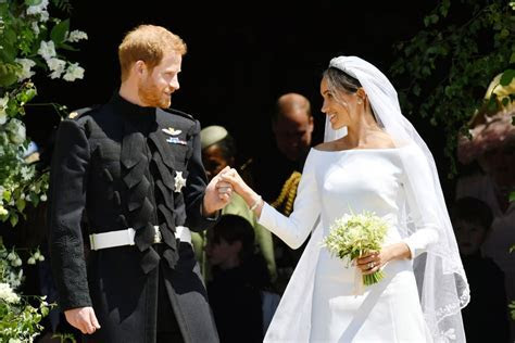 Prince Harry and Meghan Markle Wedding Pictures   POPSUGAR