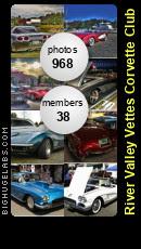 River Valley Vettes Corvette Club. Get yours at flagrantdisregard.com/flickr