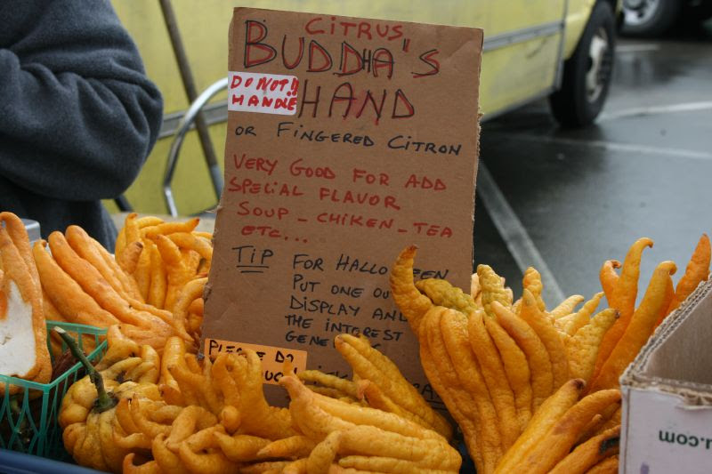 Budda's hand
