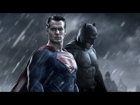 Dawn of Justice? – The Superhero Show – Batman v Superman
