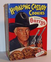 Hopalong Cassidy Cookies