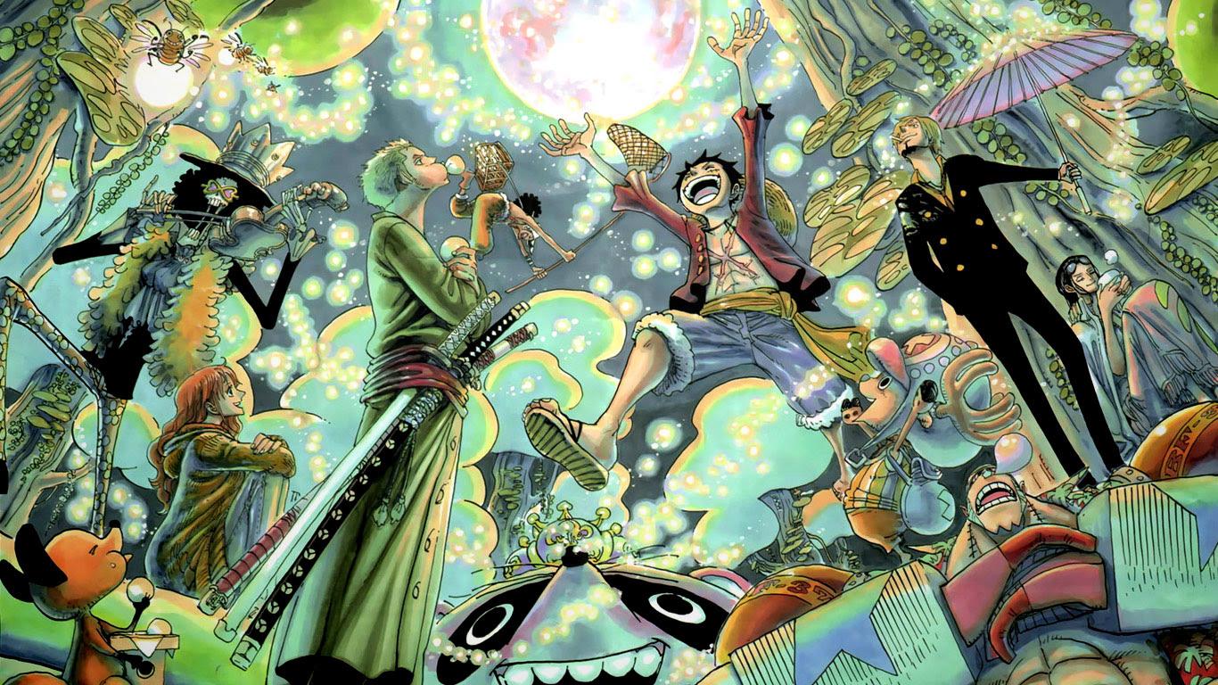 One Piece Wallpaper 1366x768 Sf Wallpaper