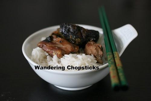 Sanbeiji (Chinese Three-Cup Chicken) 7