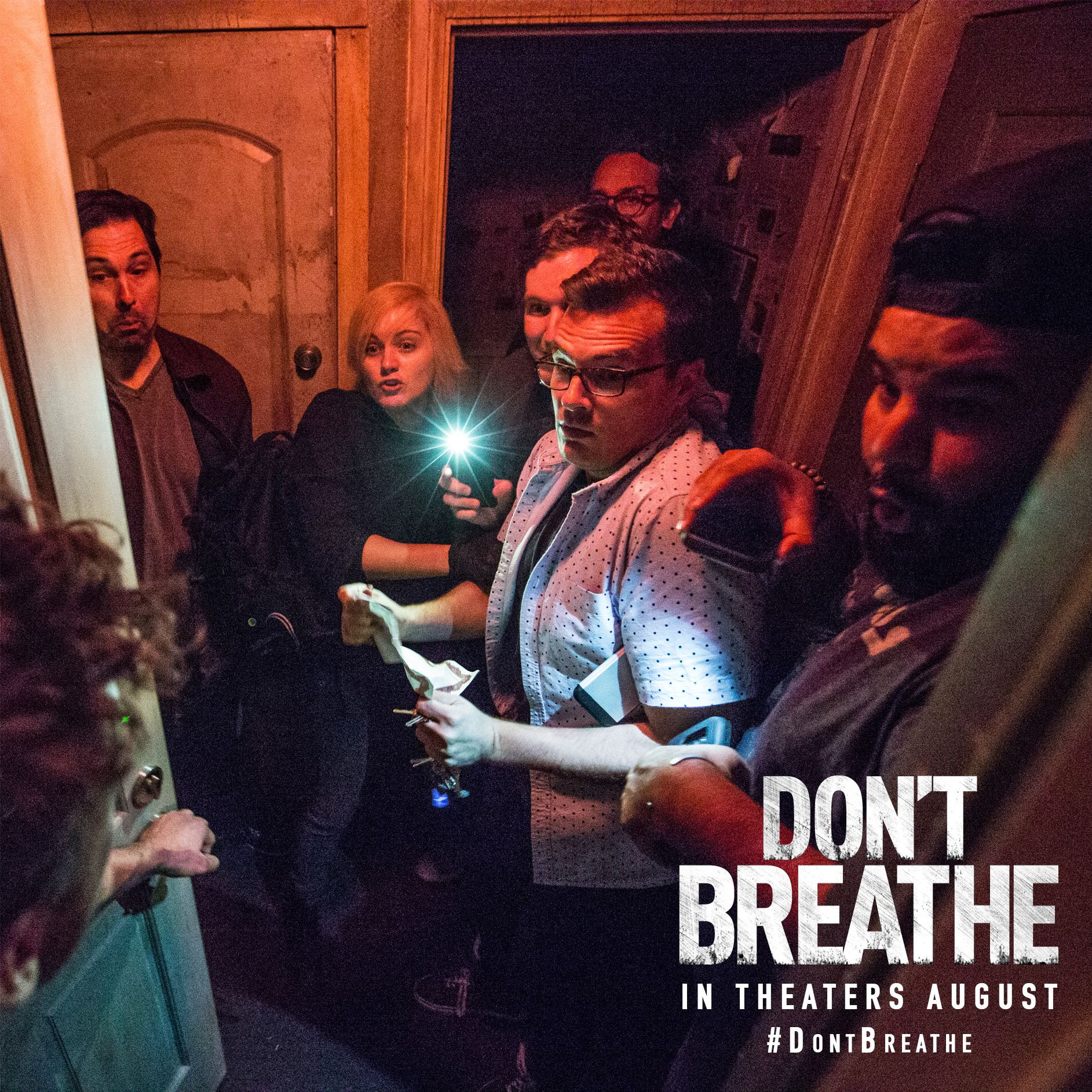 Don't Breathe Escape Room Review | Collider