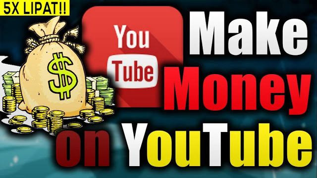 5 Cara Mendapatkan Uang Dari Youtube, Hingga 5x Lipat