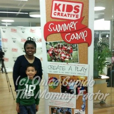 Kids Creative Summer Camp Party
