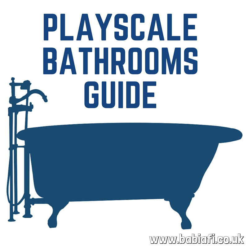 Playscale Bathrooms Guide