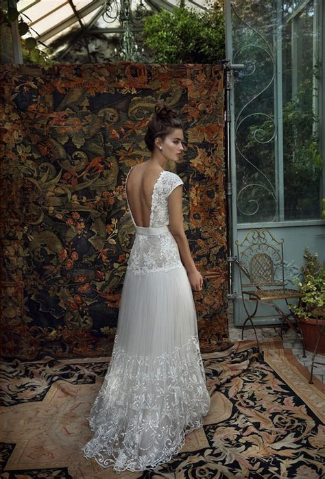Lihi Hod Wedding Dresses   2016 White Bohemian Collection