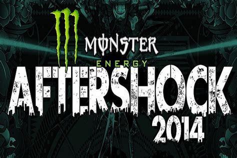 Monster Energy Aftershock Festival Returns in September 2014