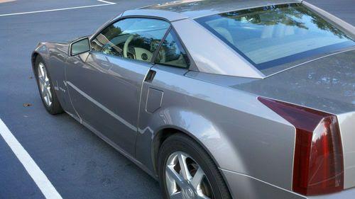 Find used 2006 Cadillac XLR Star Black Limited Edition ...