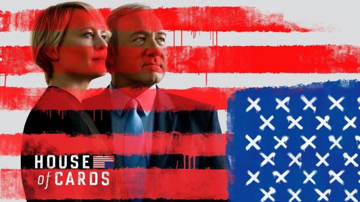 House of Cards - Renewed for 6th Season and Final Season