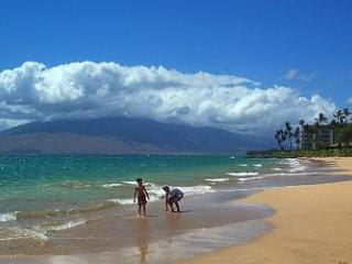 maui hawaii vacation rental, beach