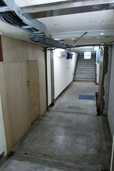 潭子站地下道