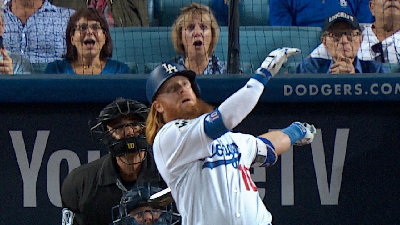Kershaw y Dodgers dominan para picar adelante en la Serie Mundial