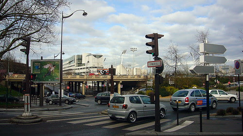 Paris : porte de Gentilly