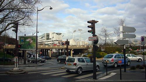 Paris : porte de Gentilly