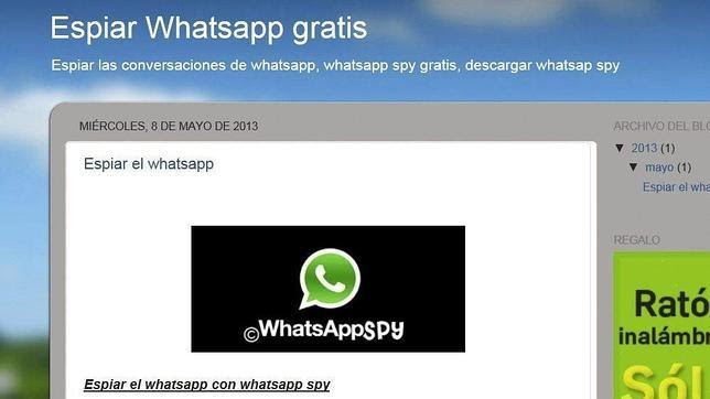 Entonces, ¿se puede o no espiar a los contactos de WhatsApp?