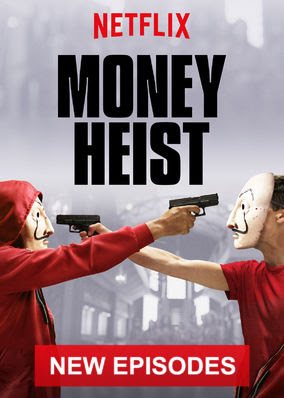 Money Heist - Part 2