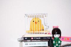 Amigurumi Bird