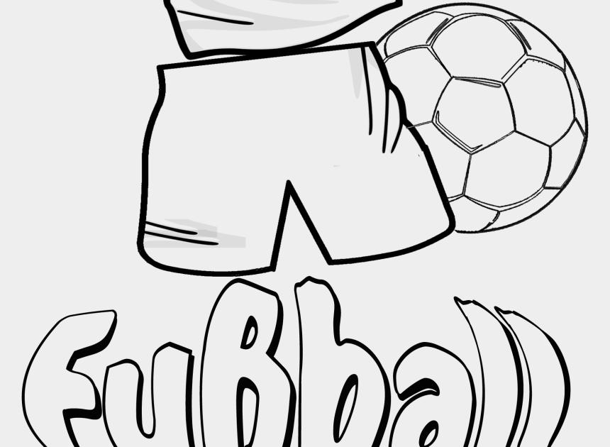malvorlagen zum ausdrucken fussball
