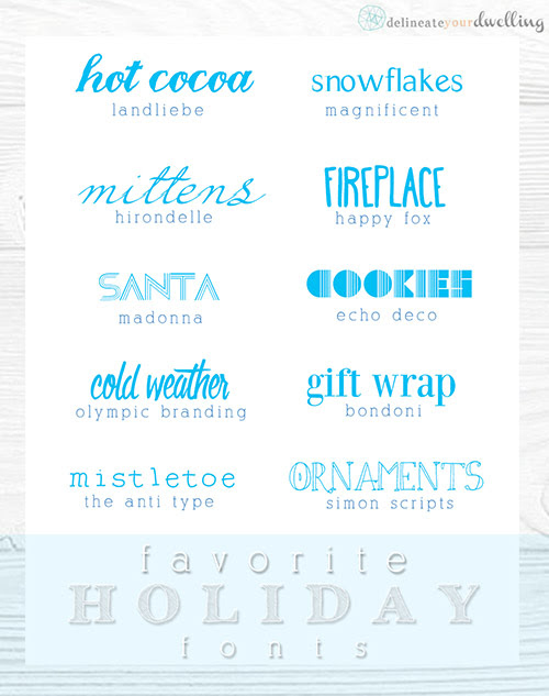 holiday-fonts