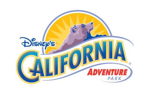 disneyland california logo. Original 2001 DCA Logo