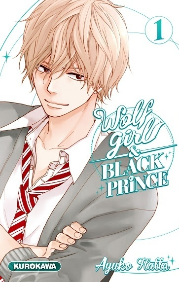 Couverture Wolf girl & black prince, tome 01