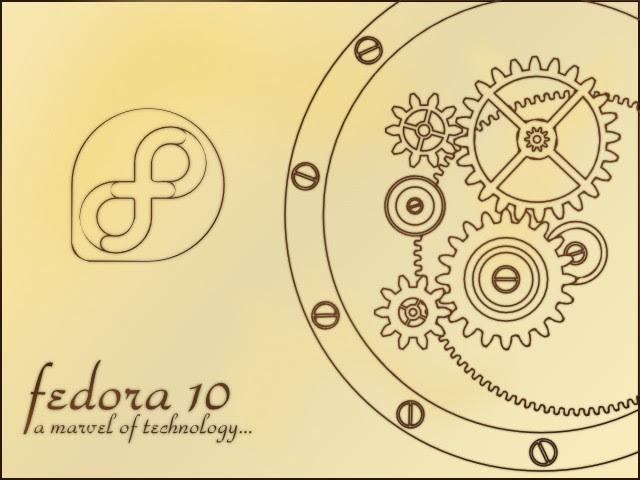 [fedora 10 clockwork]