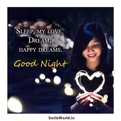 Hindi Good Night Subh Ratri Wishes Shayari Greetings Images