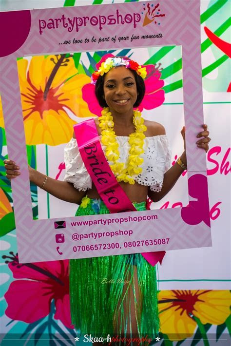 BN Bridal Shower: Ada's Hawaii Themed Fun Day