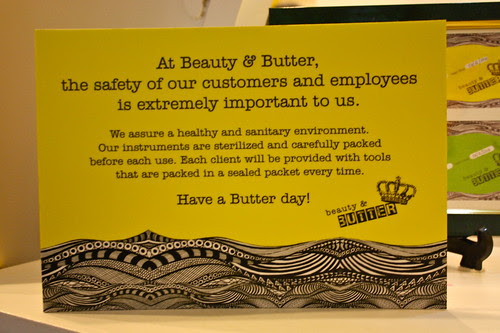 Beauty & Butter Announcement