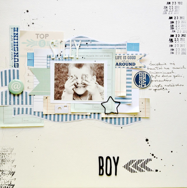 >>Silly boy<<