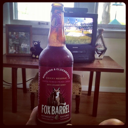 Fox Barrel cider and the olympics