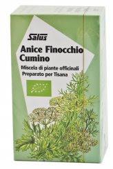 Anice Finocchio Cumino Tisana