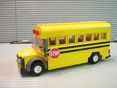 Schooled Bus