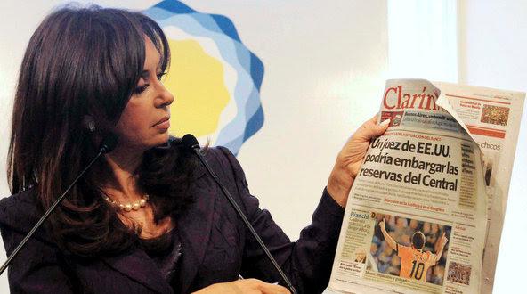 President Cristina Fernández de Kirchner of Argentina, above, is battling Paul Singer.
