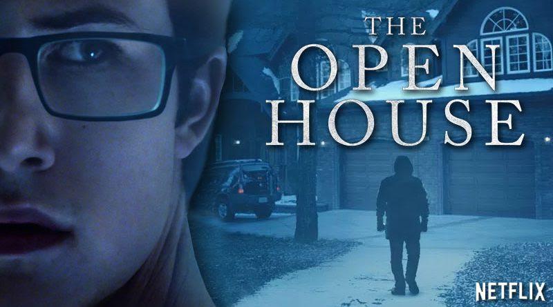 Risultati immagini per the open house netflix