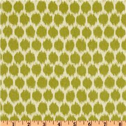 Waverly Seeing Spots Sateen Wasabi