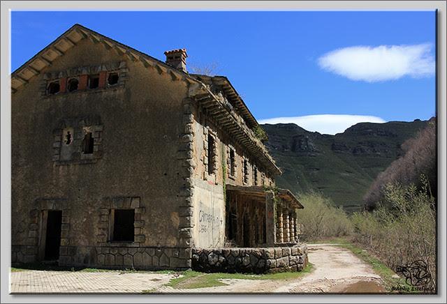 13 Estación de la Engaña (Cantabria)