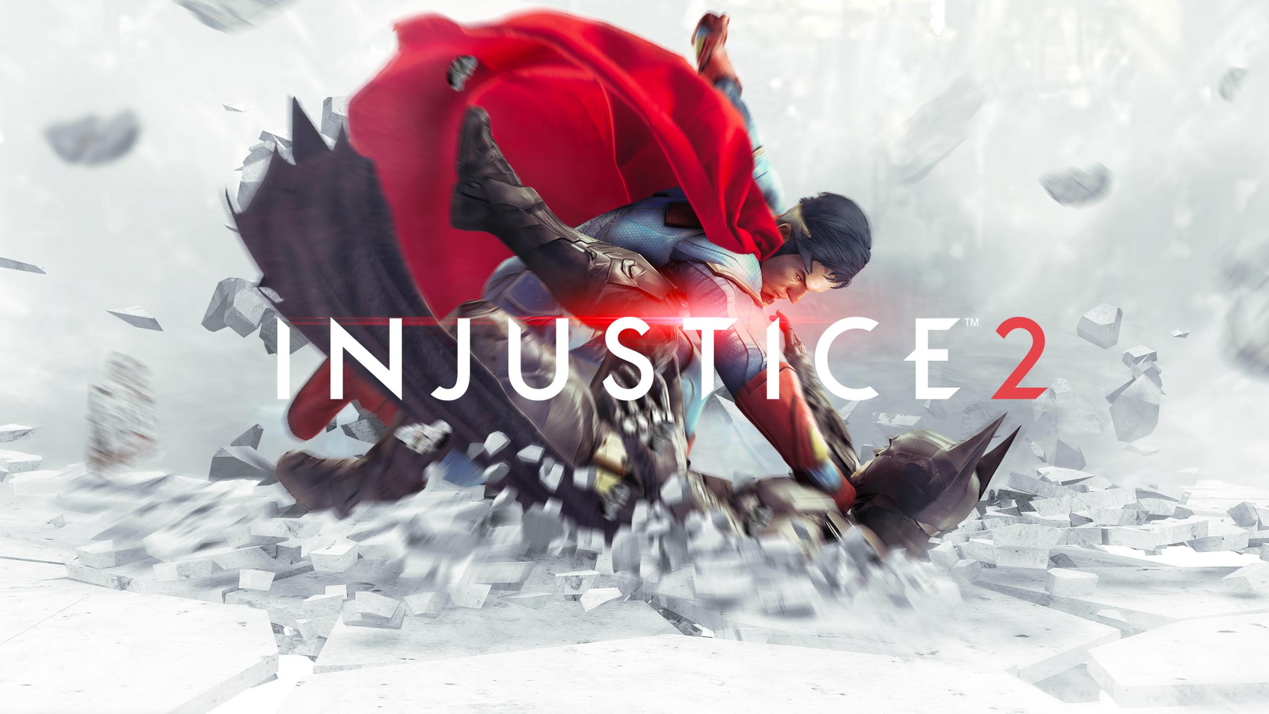 Injustice 2 Batman Vs Superman Wallpapers Hd Wallpapers