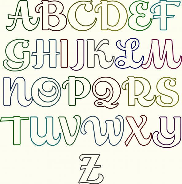 Bubble Aesthetic Font - Easy Bubble Letter
